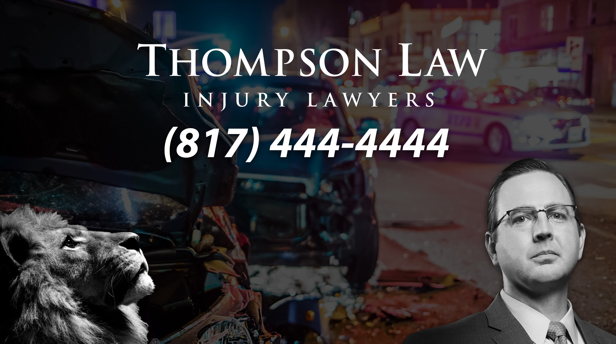 Thompson Law Injury Lawyers reviews | Personal Injury Law at 5500 E Loop 820 S - Fort Worth TX