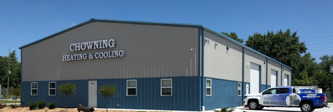 Chowning Heating & Cooling reviews | Heating & Air Conditioning/HVAC at 1268 S Callahan Rd - Wentzville MO