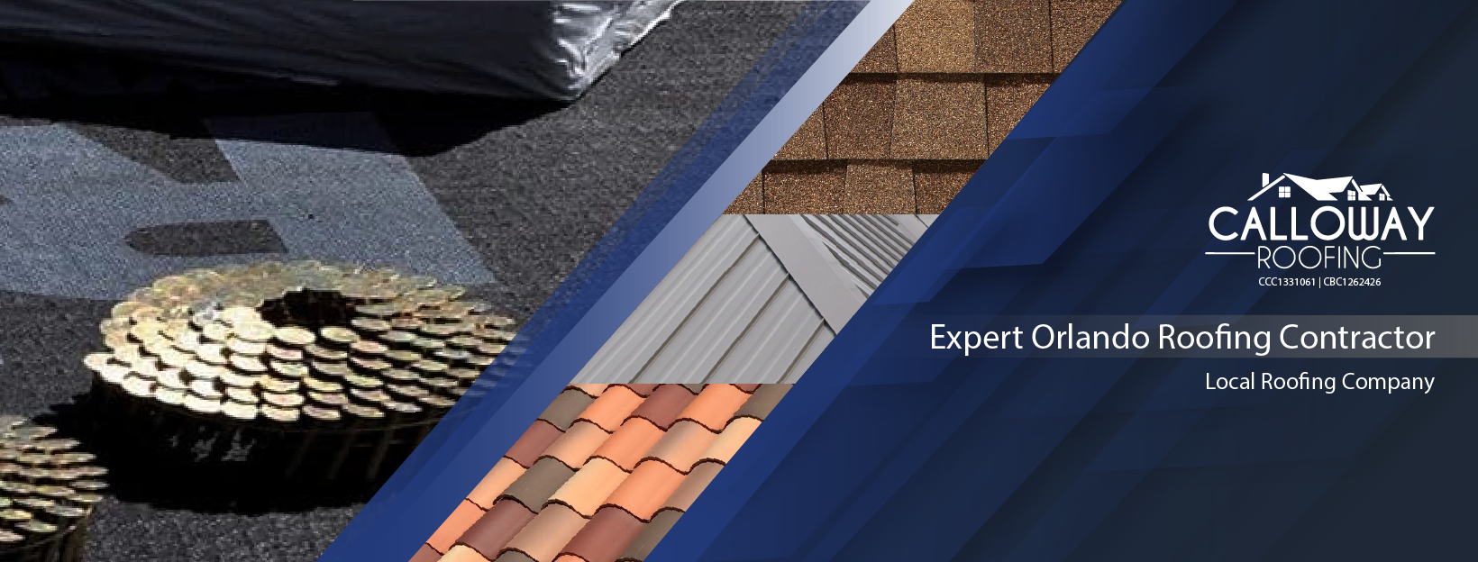 Calloway Roofing Contractor reviews   Roofing at 504 North Hudson Street - Orlando FL