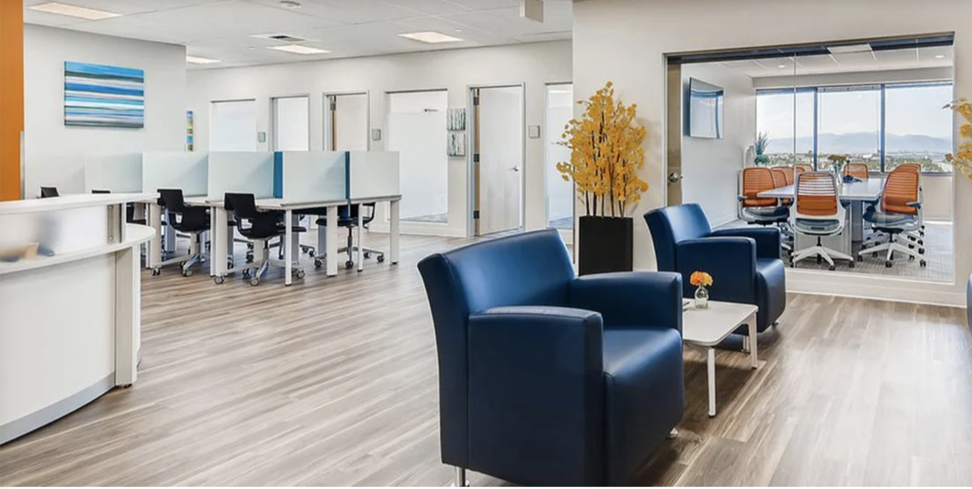 Office Evolution - Metro North, CO reviews | Shared Office Spaces at 11990 Grant St Suite 550 - Northglenn CO