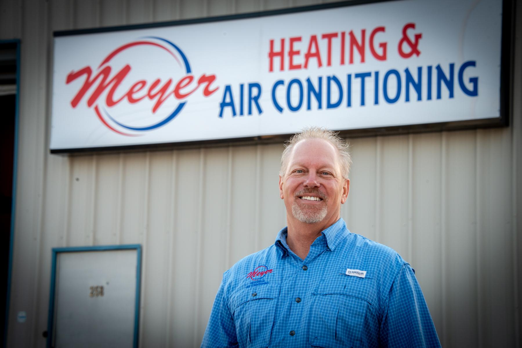 Meyer Heating & Air Conditioning reviews   Heating & Air Conditioning/HVAC at 258 Deborah Drive - New Braunfels TX