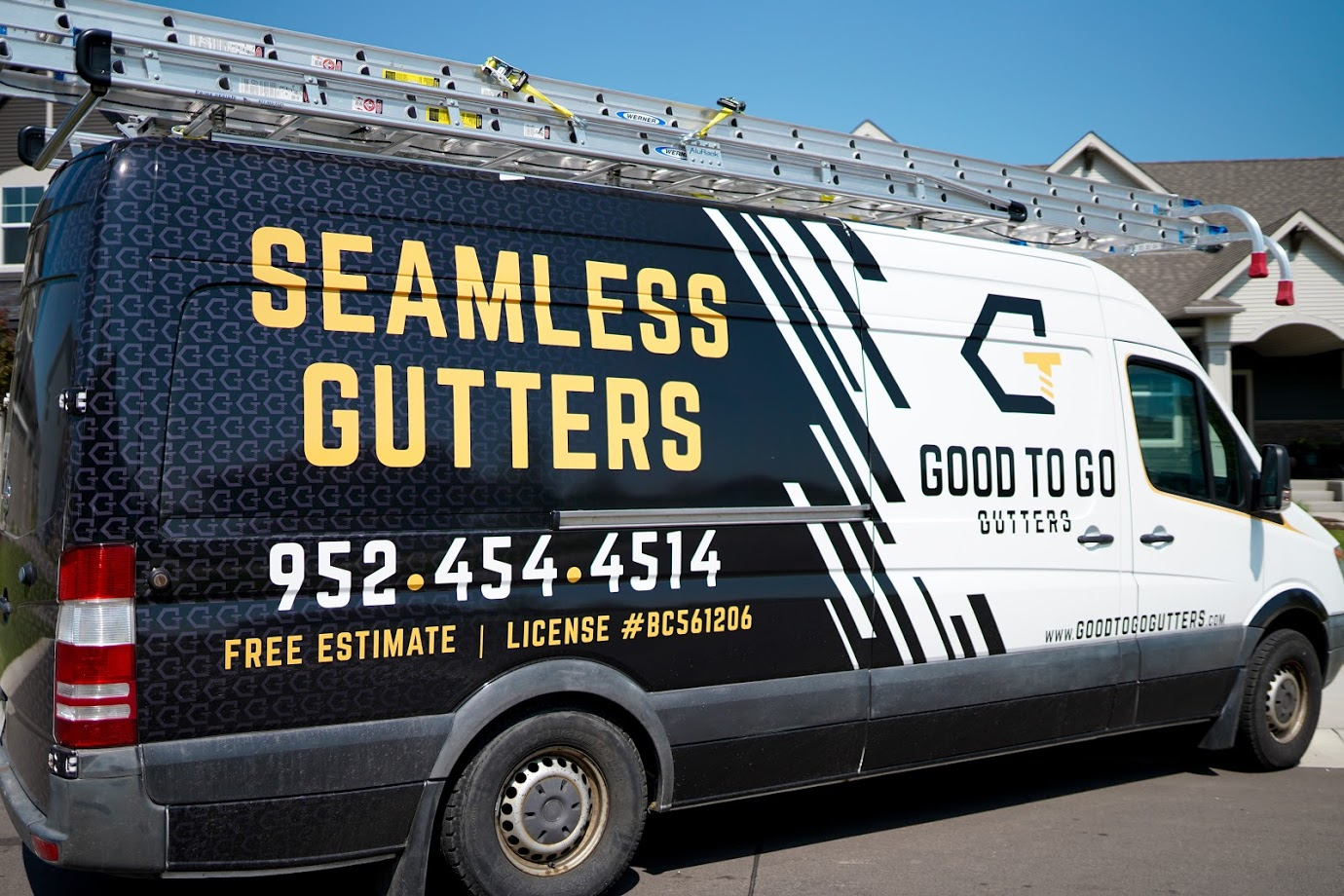 Good To Go Gutters reviews | Construction at 10984 KABERA TRL - LAKEVILLE MN