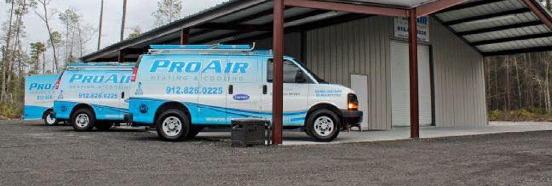Pro Air Heating & Cooling reviews | Heating & Air Conditioning/HVAC at 6018 Georgia HWY 21 - Rincon GA