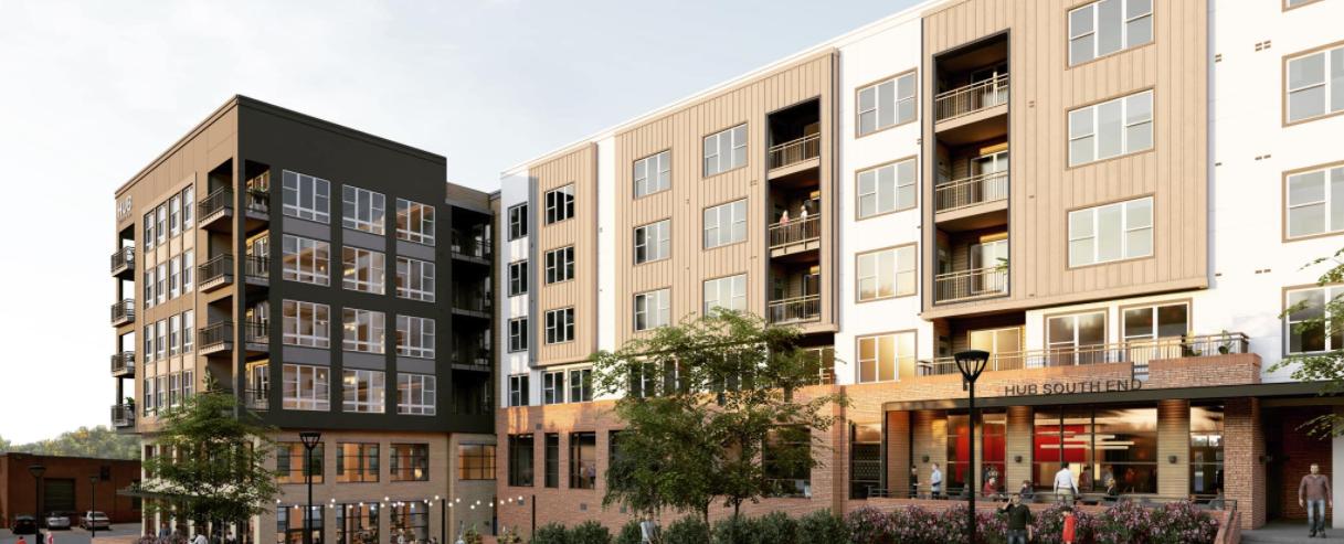 Hub South End Apartments reviews   Apartments at 2250 Hawkins St - Charlotte NC