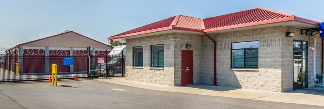 Glacier West Self Storage reviews | Self Storage at 1407 Central Avenue South - Kent WA