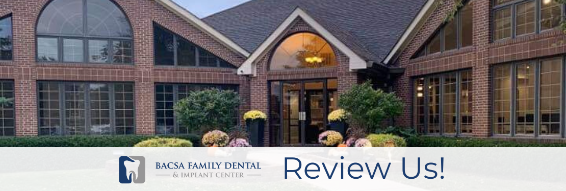Bacsa Family Dental and Implant Center reviews | Dentists at 5895 E - Indianapolis IN