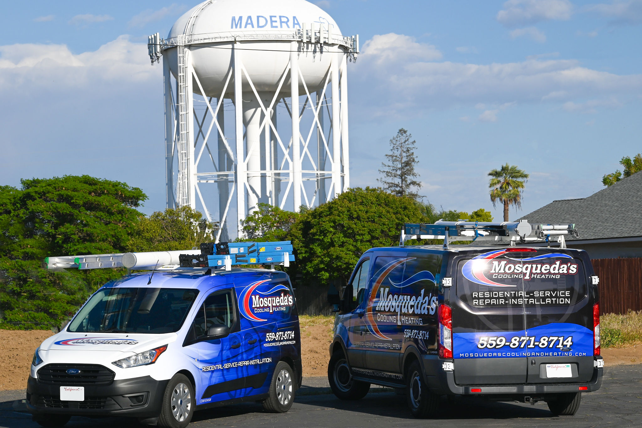 Mosqueda's Cooling and Heating reviews   Heating & Air Conditioning/HVAC at 2370 W Cleveland Ave - Madera CA