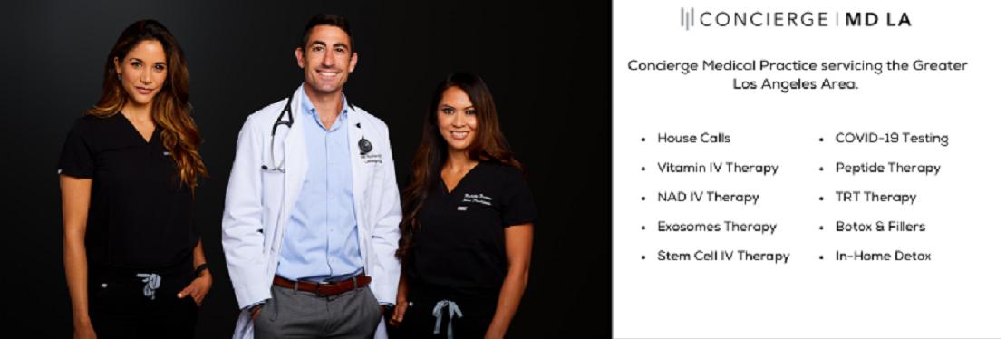 Concierge MD LA reviews | Health & Medical at 4311 Wilshire Blvd - Los Angeles CA