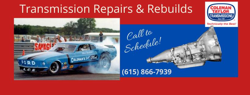 Coleman Taylor Transmissions Reviews, Ratings | Transmission Repair near 130 River Rock Blvd , Murfreesboro TN