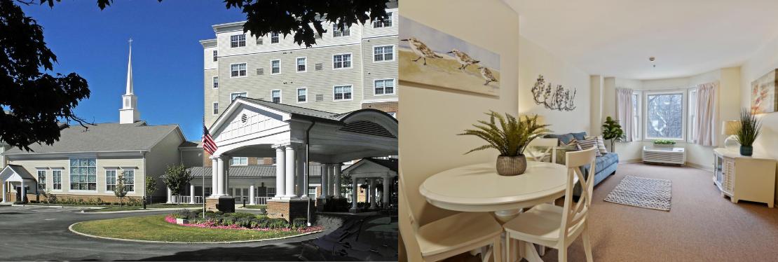 Wesley Ridge Retirement Community reviews | Retirement Homes at 2225 Taylor Park Dr - Reynoldsburg OH