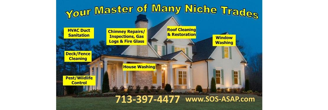 SOS-ASAP reviews | Pest Control at 11612 Chimney Rock Rd - Houston TX