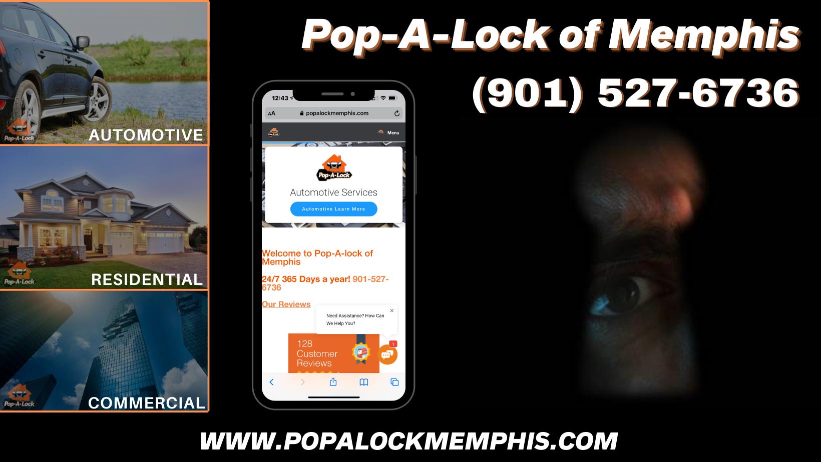 Pop-A-Lock of Memphis reviews   Keys & Locksmiths at 4109 Fir Hill Drive West - Lakeland TN