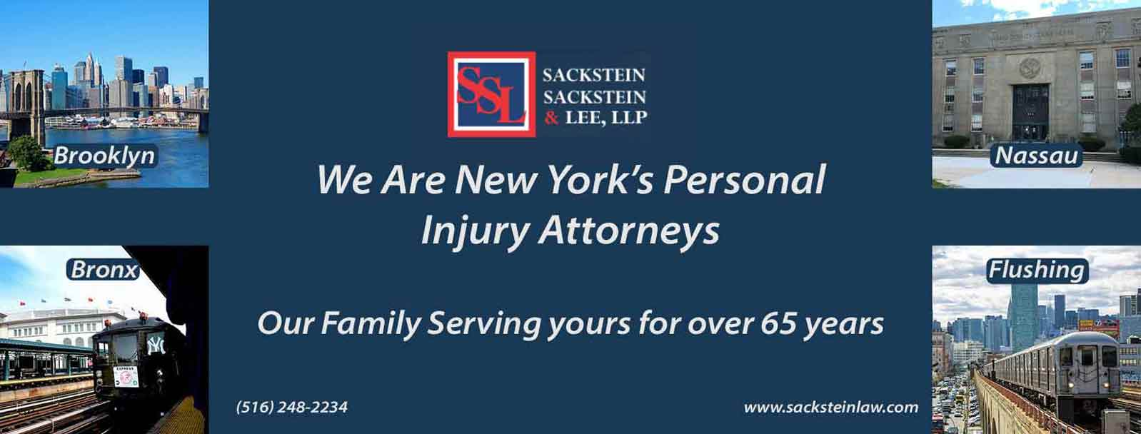 Sackstein Sackstein & Lee, LLP reviews | Personal Injury Law at 1140 Franklin Ave - Garden City NY