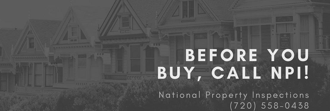 National Property Inspections East Denver Metro Reviews, Ratings | Home Inspectors near 1950 Doppler Street , Strasburg CO
