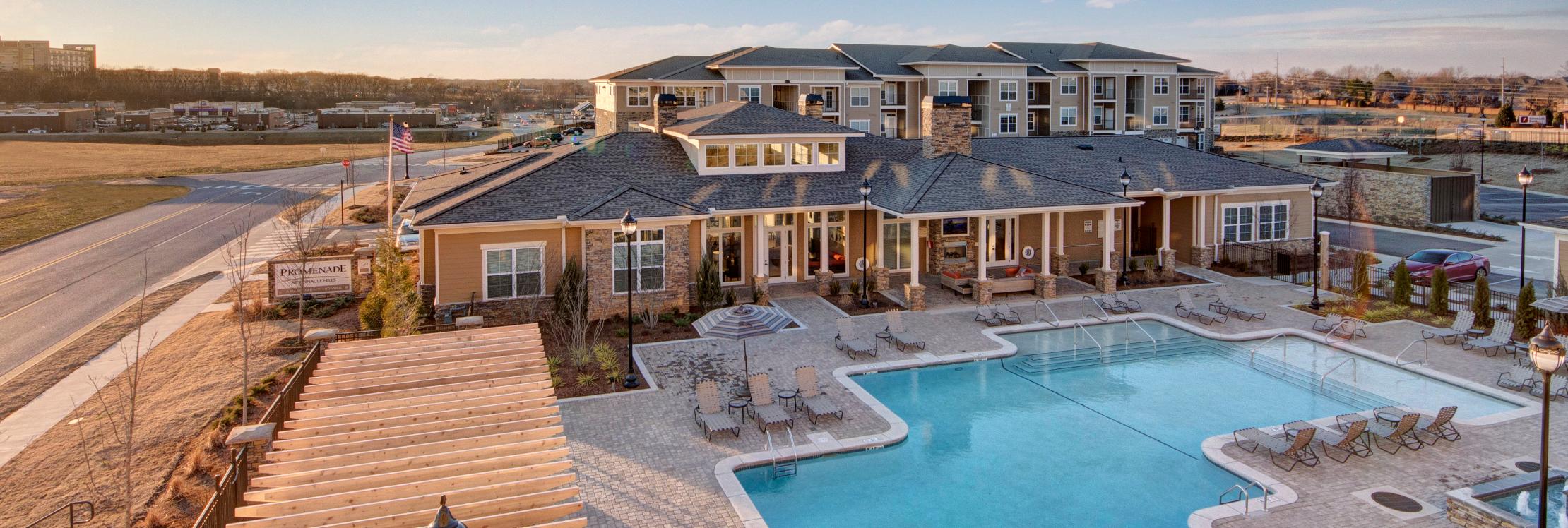 The Promenade Apartments at Pinnacle Hills Reviews, Ratings   Apartments near 4101 W Huntington Road , Rogers AR