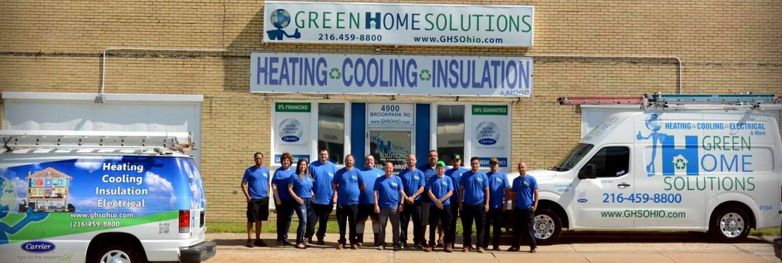 Green Home Heating & Cooling reviews | Heating & Air Conditioning/HVAC at 4900 Brookpark Rd - Cleveland OH