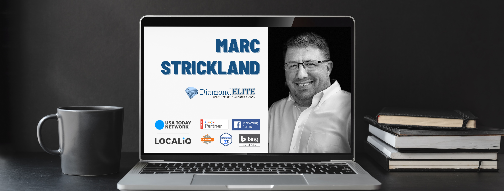 Marc Strickland - Marketing Consultant for LOCALiQ reviews | Marketing at 119 S Main St - Memphis TN