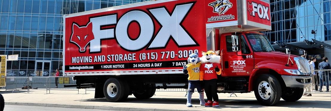 Fox Moving & Storage Nashville reviews   Movers at 5030 Harding Pl - Nashville TN