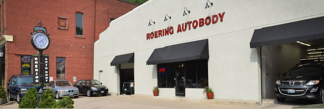 Roering Auto Body reviews | Body Shops at 90 Dale St N - St Paul MN