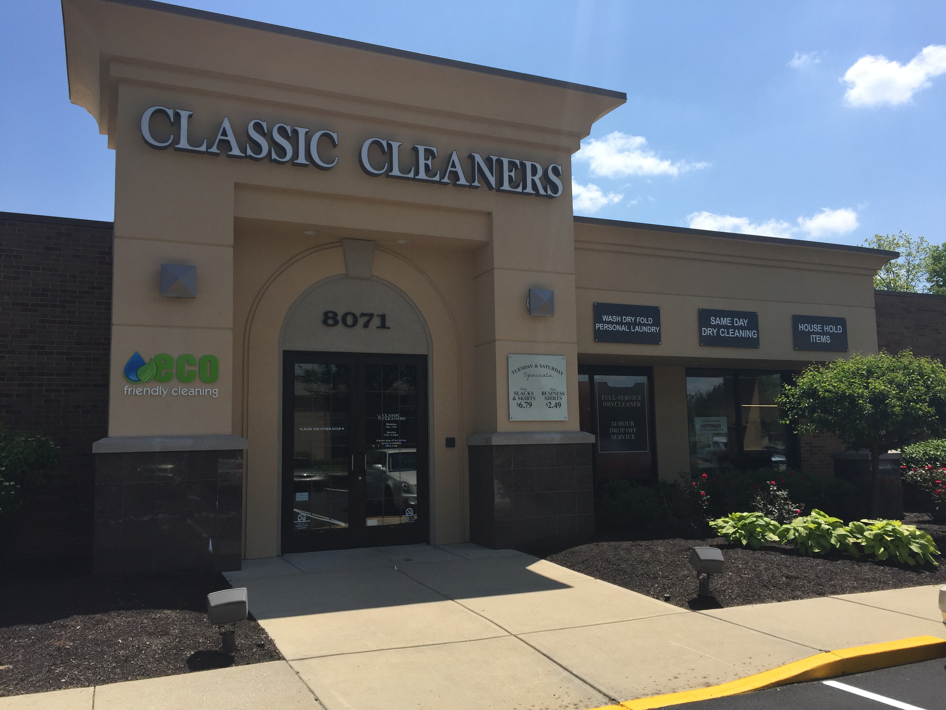Classic Cleaners | Dry Cleaning & Laundry in 8071 Knue Road - Indianapolis IN - Reviews - Photos - Phone Number