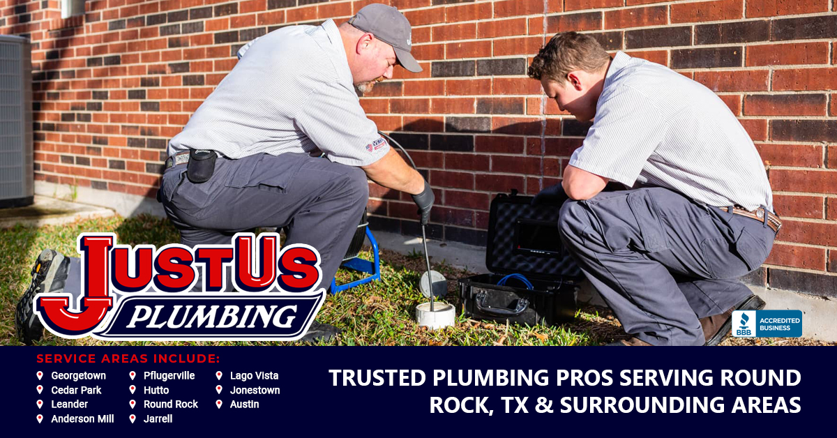 JustUs Plumbing Services reviews   Other at 1622 Belvedere - Round Rock TX