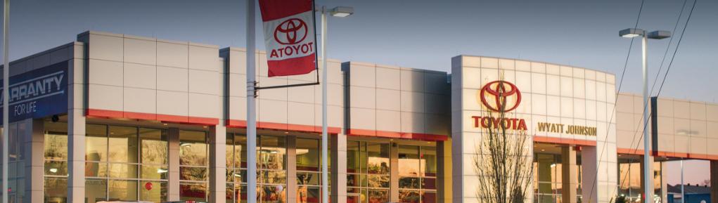 Wyatt Johnson Toyota reviews | Car Dealers at 2595 Wilma Rudolph Blvd - Clarksville TN