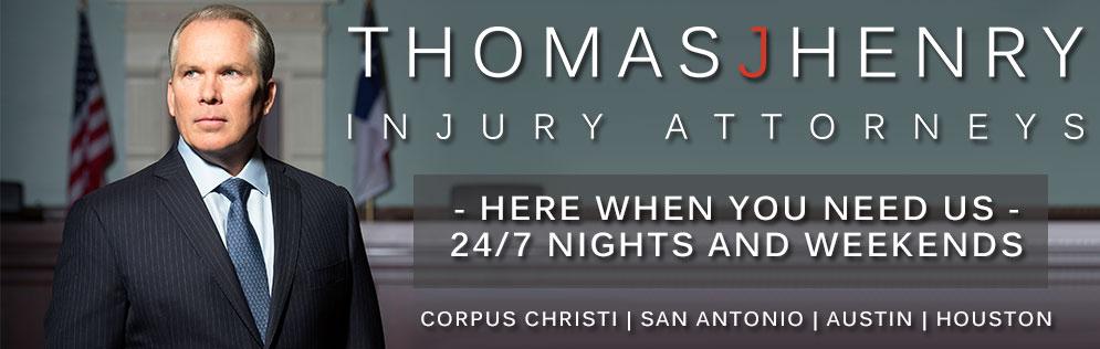 Thomas J Henry Injury Attorneys Corpus Christi Reviews