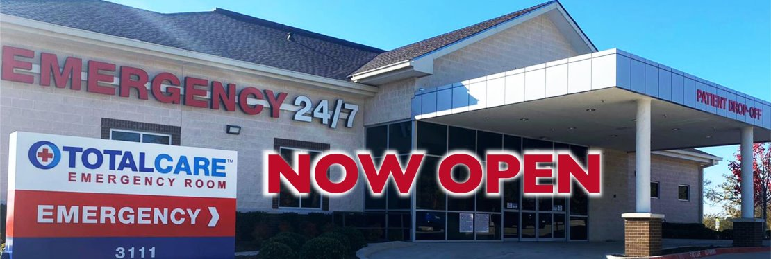 TotalCare Emergency Room reviews   Emergency Rooms at 3111 Teasley Ln - Denton TX