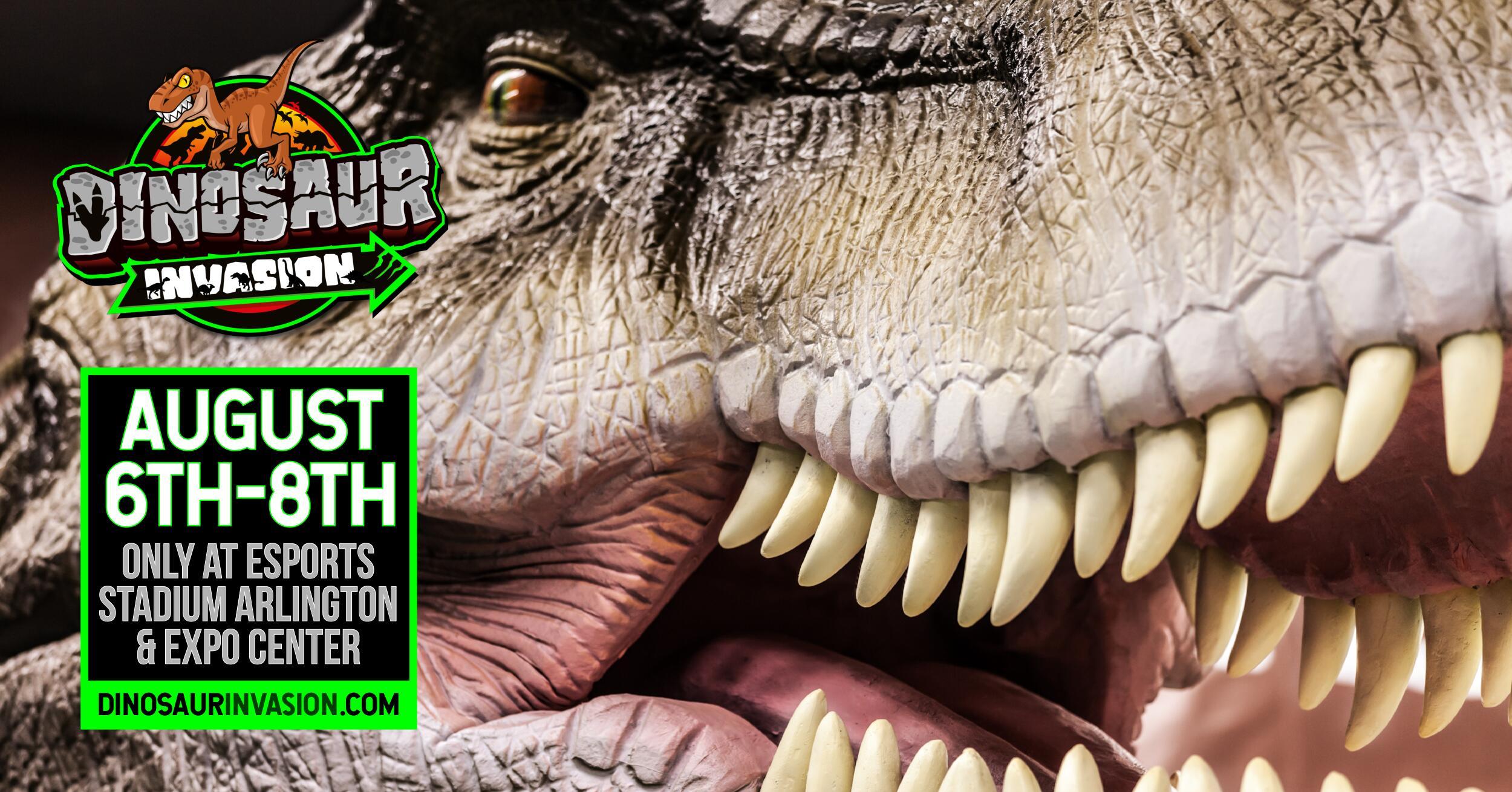 Dinosaur Invasion reviews | Amusement Parks at 9067 Southern Blvd. - West Palm Beach FL