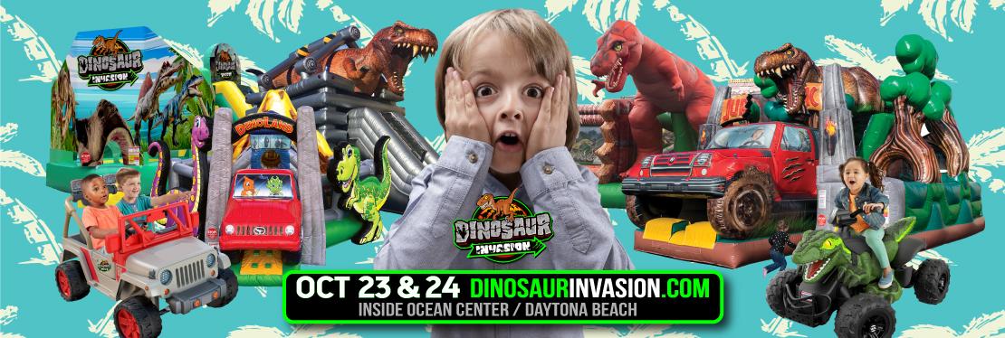 Dinosaur Invasion Reviews, Ratings | Amusement Parks near 101 N. Atlantic Ave. , Daytona Beach FL