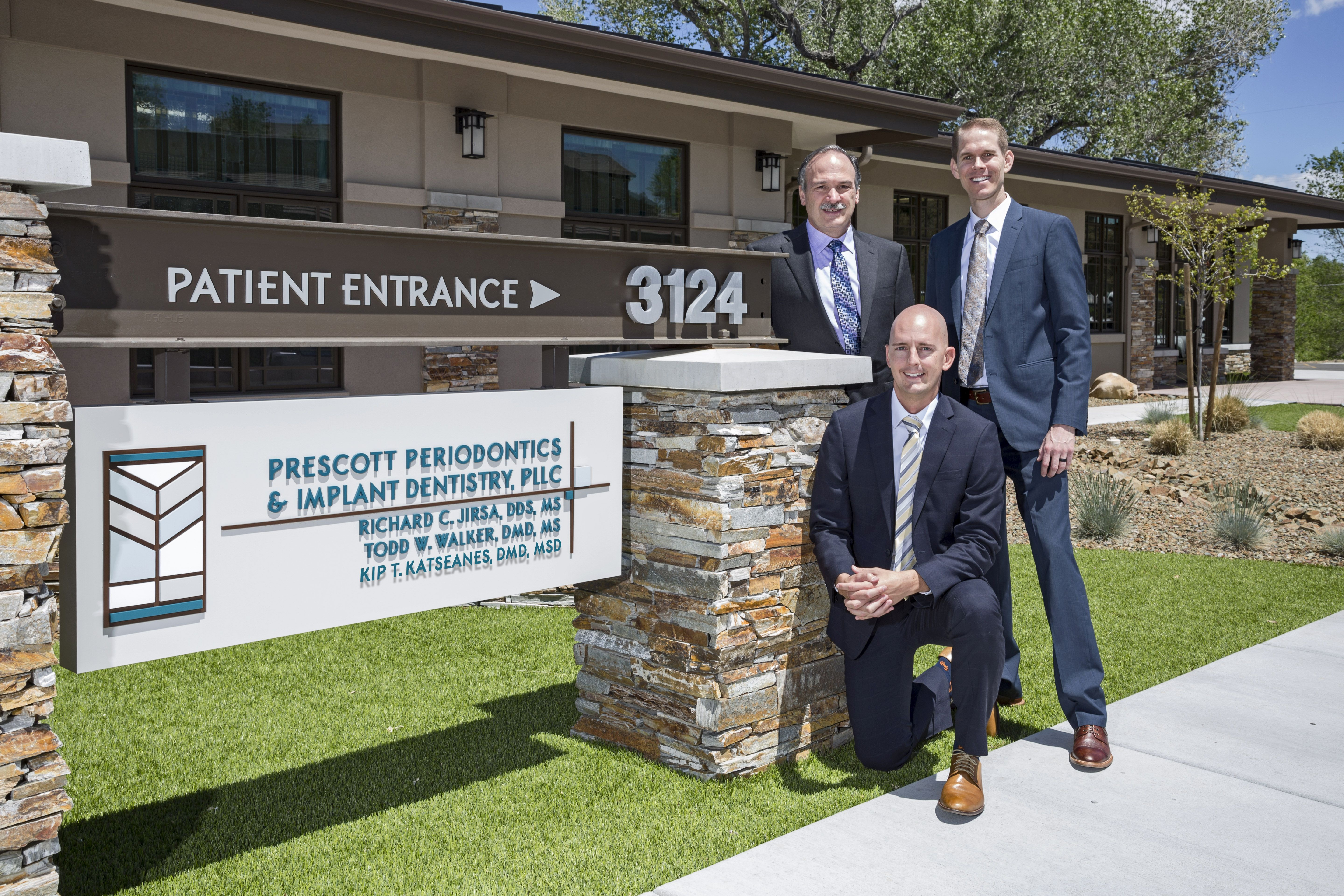 Prescott Periodontics reviews | Dentists at 3124 Stillwater Drive - Prescott AZ