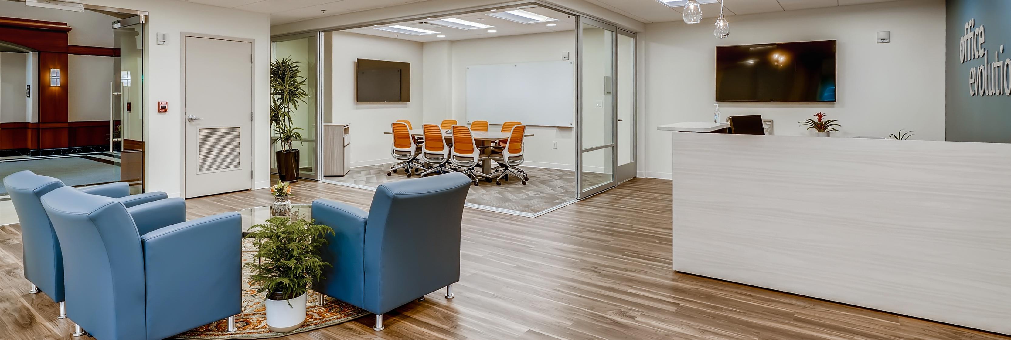 Office Evolution Johns Creek reviews | Shared Office Spaces at 6470 E Johns Crossing - Johns Creek GA