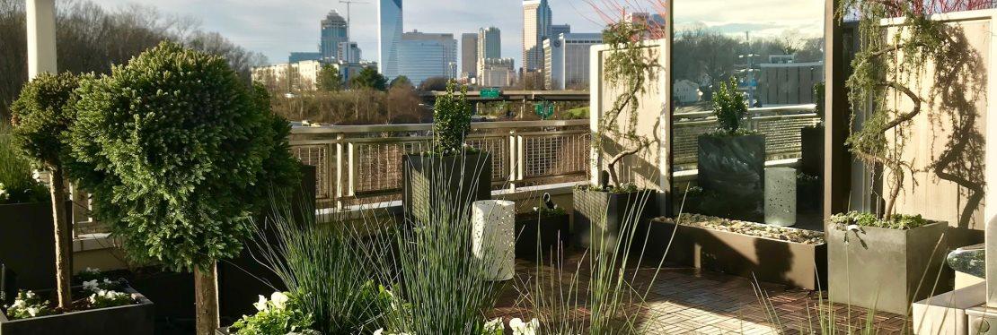 Ambiance Garden Design LLC reviews | Indoor Landscaping at 310 East Blvd - Charlotte NC