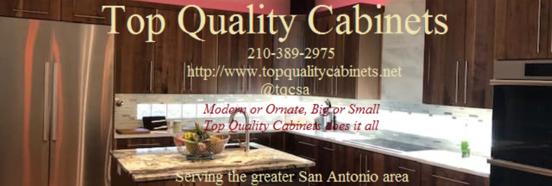 Top Quality Cabinets reviews | 775 County Road 306 - Floresville TX