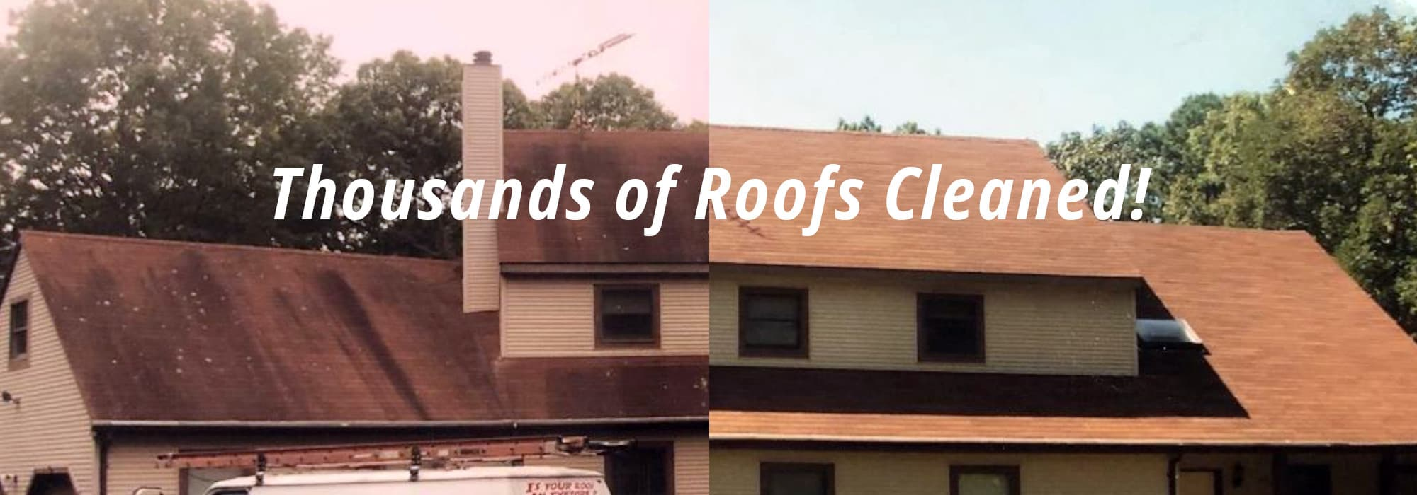 Charlie's Roof cleaning,Inc reviews | 35 Oakwood Ave - Bayport NY