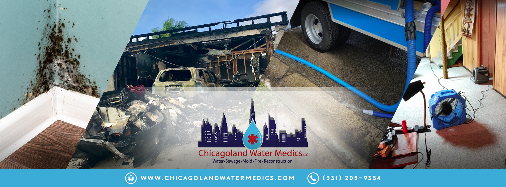 Chicagoland Water Medics, LLC reviews   Water Damage Specialist at 444 E Roosevelt Rd - Lombard IL