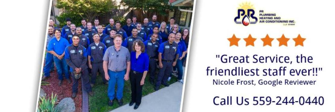 PR Plumbing, Heating & Air Conditioning Inc. reviews | 4296 East Ashlan Avenue - Fresno CA