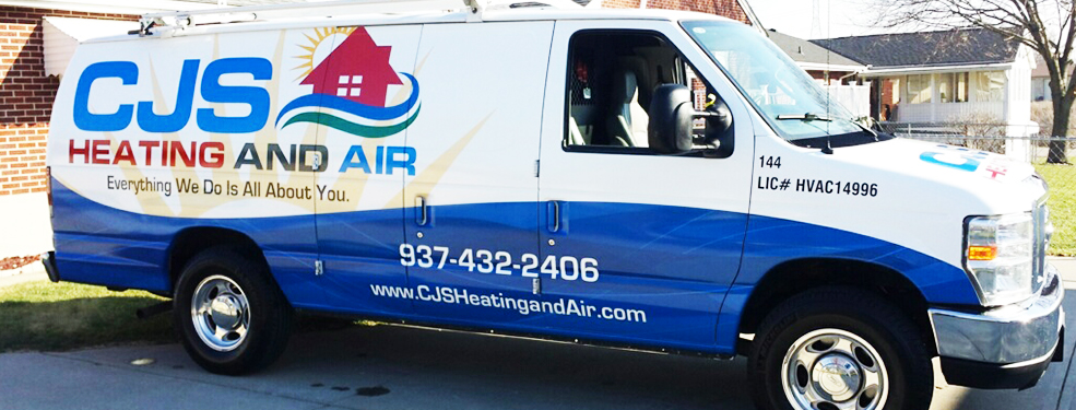 Cjs Heating & Air - Dayton, OH