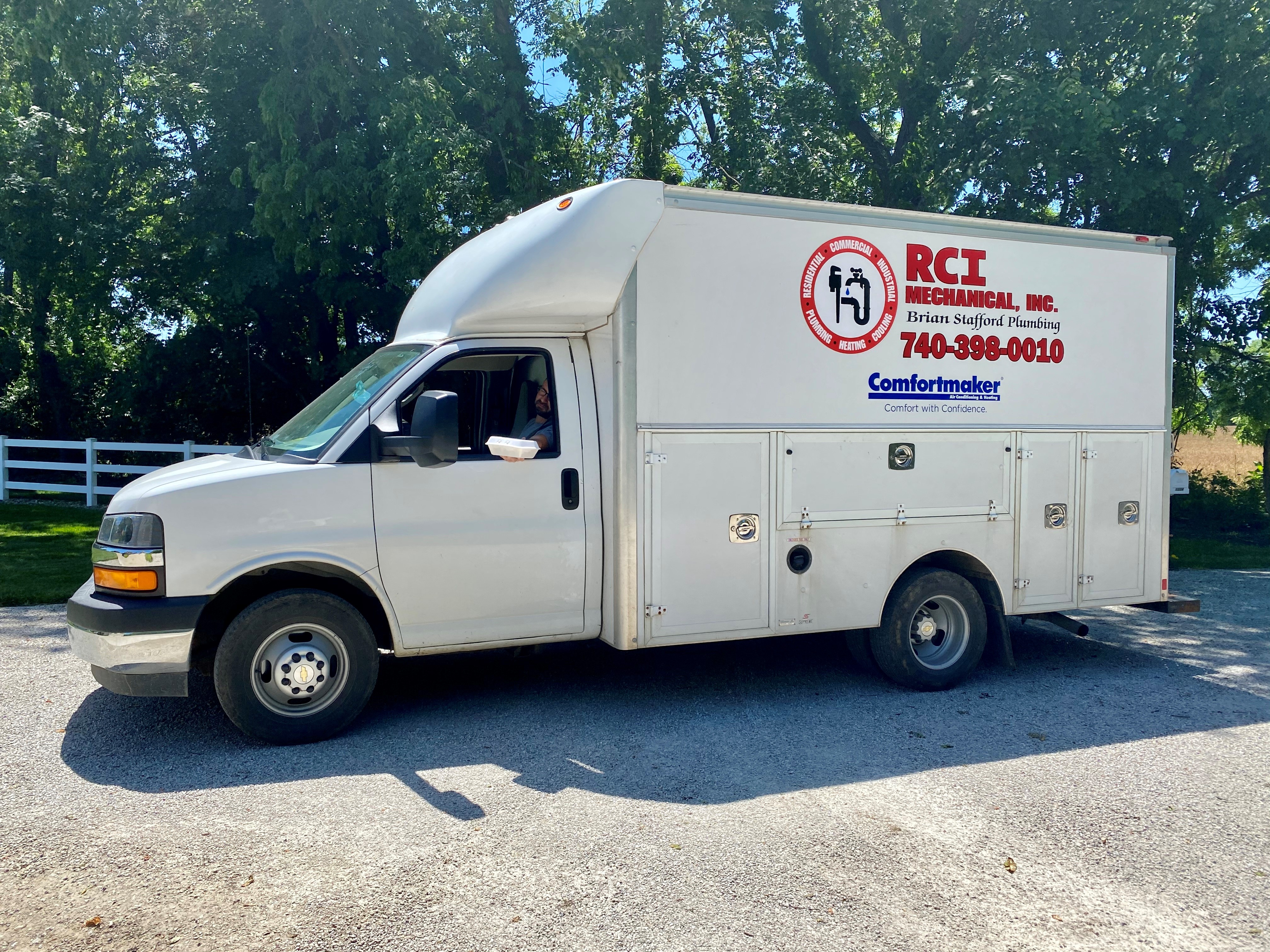 RCI Mechanical reviews | Heating & Air Conditioning/HVAC at 1234 S Main St - Mount Vernon OH