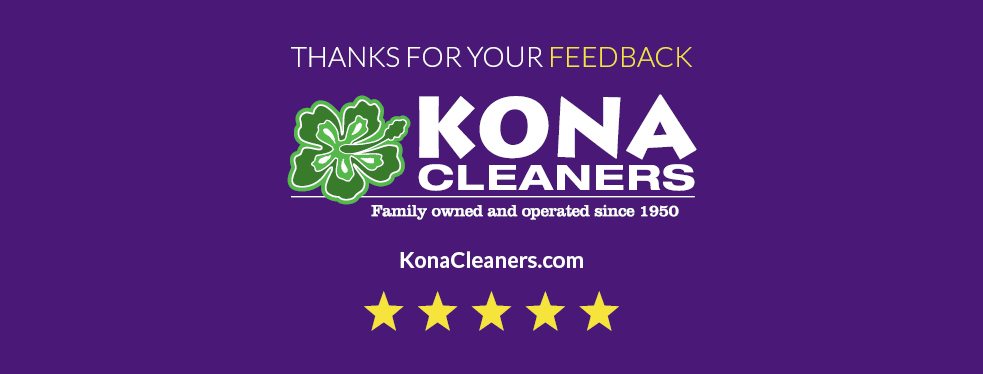Kona Cleaners reviews | Dry Cleaning at 333 E 17th St - Costa Mesa CA