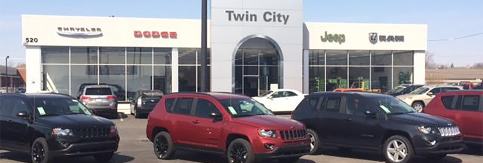 Twin City Dodge Chrysler Jeep Ram reviews | Auto Repair at 650 Sagamore Pkwy S - Lafayette IN