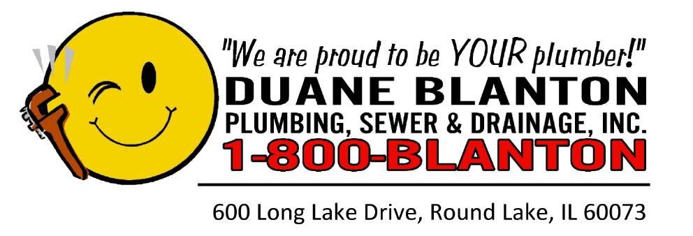 Duane Blanton Plumbing, Sewer, and Drainage Inc. - Round Lake, IL