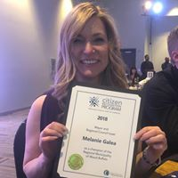 Melanie Galea review for Higher Health Acupuncture & Massage Therapy Clinic