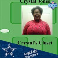 Crystal Danette Jones